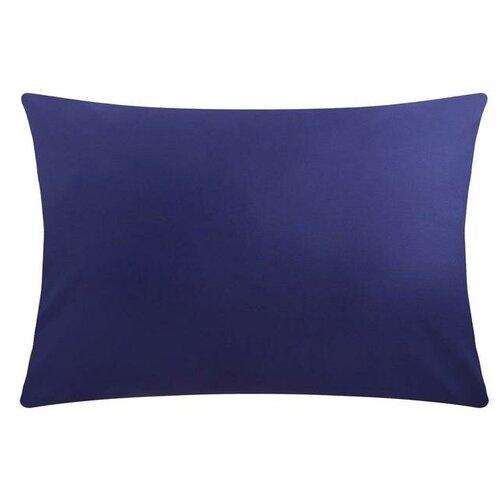 Наволочка Этель 50*70 см, цв. темно-синий, 100% хлопок, мако-сатин, 128 г/м² 6783320