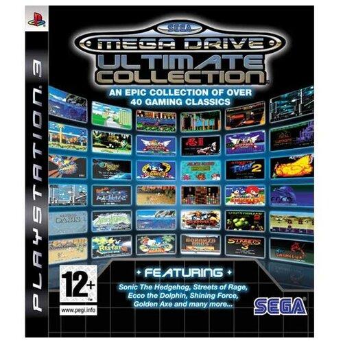 SEGA Mega Drive Ultimate Collection [PS3, английская версия]
