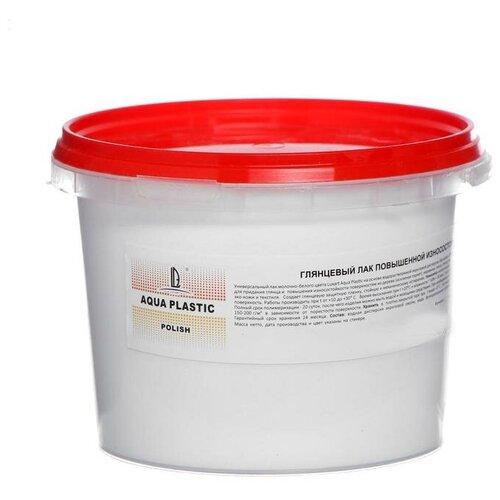 Купить Лак акриловый водная основа глянцевый 800мл д/мягких поверхн LUXART Aqua Plastic P9V800 5152899, Лак и клей