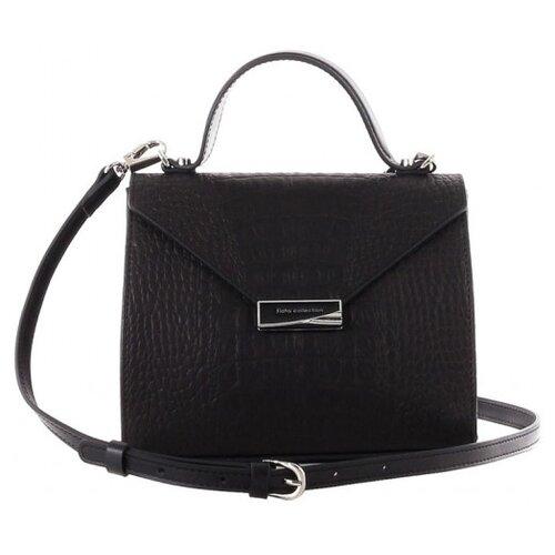 Сумка женская Fiato collection, 2600 аллигатор чёрная сумка fiato сумка