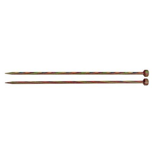 Купить Спицы Knit Pro Symfonie 20220, диаметр 5.5 мм, длина 35 см, разноцветный
