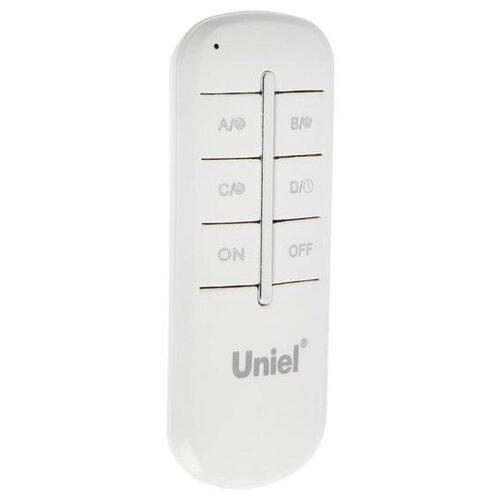 Пульт управления светом Uniel, 3 канала х 1000 Вт, радиус действия 30 м 4125105