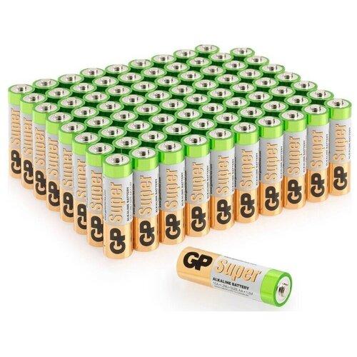 Фото - Батарейка GP Batteries АAA, 80шт. gp