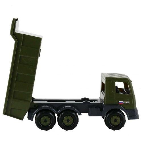 Купить Автомобиль военный самосвал Престиж, Полесье, Машинки и техника
