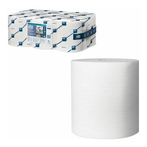 Купить Бумага протирочная/полотенца TORK (M4) Reflex, комплект 6 шт., 113, 9 м, с центральной вытяжкой, 473412