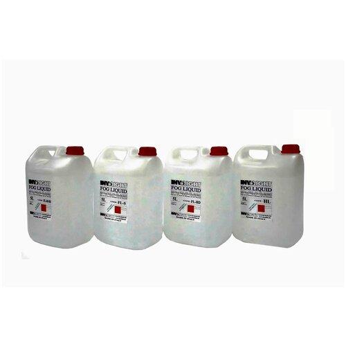 Жидкость для генераторов тумана INVOLIGHT HL