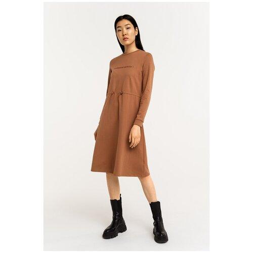 Платье Befree, размер L/48, нуга платье befree befree be031ewbxib1