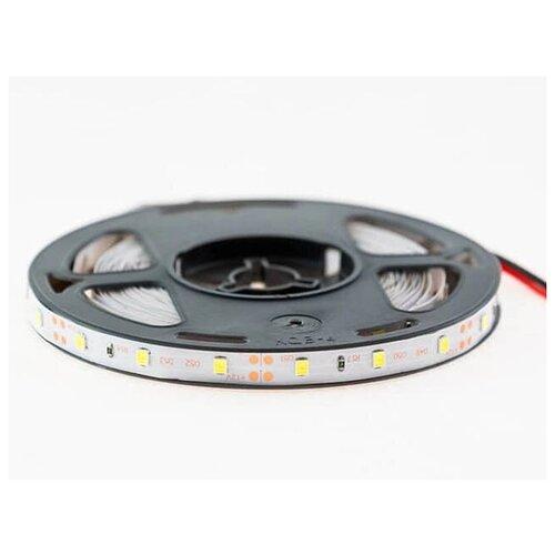 Светодиодная лента URM SMD 2835 60 LED 12V 4.8W 6800Lm IP22 Yellow С10201 светодиодная лента urm smd 2835 120 led 12v 9 6w 8 10lm 3000k ip22 warm white n01010