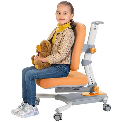 Кресло RIFFORMA-33 (оранжевое) с чехлом
