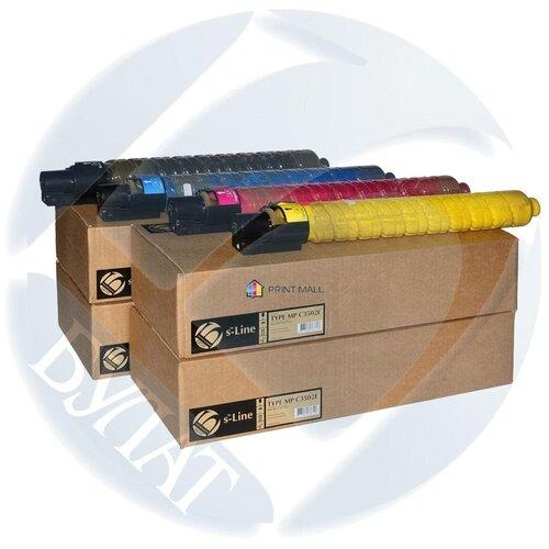 hand mixer chudesnitsa mp 3502 Тонер-картридж для Ricoh Aficio MP C3002, 3502 MP C3502E (28000 стр.) Black (Bulat s-Line, Булат)