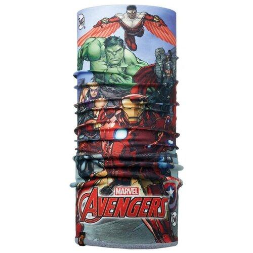 Бандана Buff Superheroes Junior Polar Avengers Assemble красный/серый