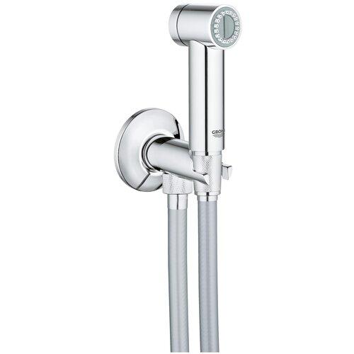 Фото - Гигиенический душ Grohe Sena Trigger Spray 26329000 с держателем и шлангом grohe гигиенический душ grohe trigger