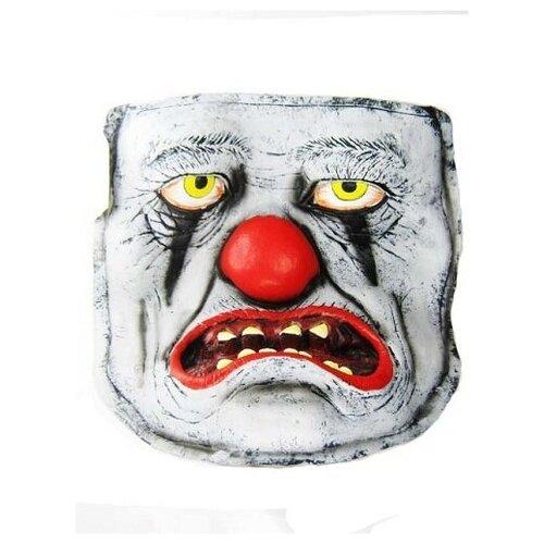 Украшение для Хэллоуина ''Рожа страшная'', 37x42 см