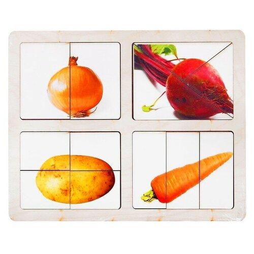 Smile Decor Разрезные картинки «Овощи-2»