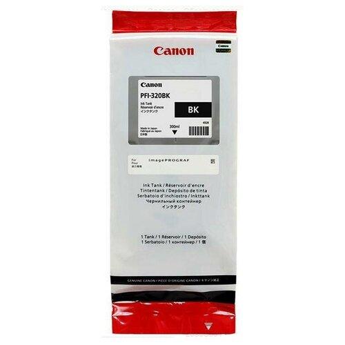 Картридж Canon PFI-320 (черный) картридж canon pfi 107 черный