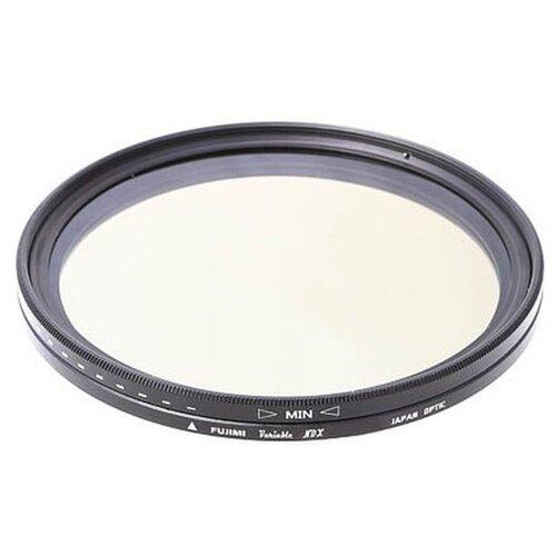 Нейтрально серый фильтр JJC NDV (ND2-ND400) 67mm