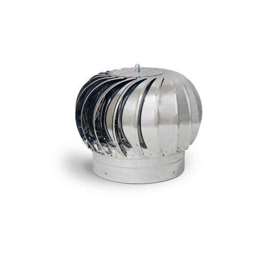 Фото - Турбодефлектор ТД-250 Нержавеющая сталь турбодефлектор era тд 200 оцинкованный металл тд 200ц