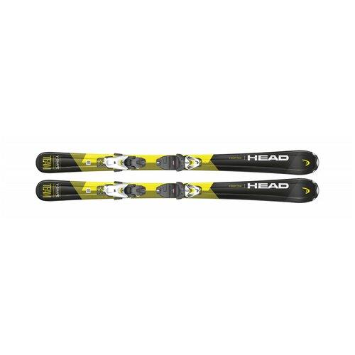 Детские горные лыжи Head V-Shape Team SLR Pro + Крепление SLR 4.5 (2020/2021)
