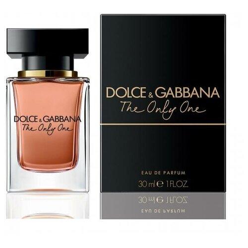 Туалетные духи (eau de parfum) Dolce & Gabbana D&g woman The Only One Туалетные духи 30 мл. dolce gabbana velvet sicily туалетные духи 50 мл