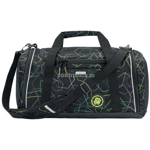 Фото - Сумка спортивная Coocazoo SporterPorter Laserbeam, черный сумка спортивная coocazoo sporterporter springman мятный