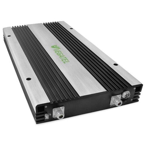 Усилитель сотовой связи 2G и интернета 3G, 4G, LTE вседиапазонный автомобильный. Репитер VEGATEL AV2-5B (для транспорта)