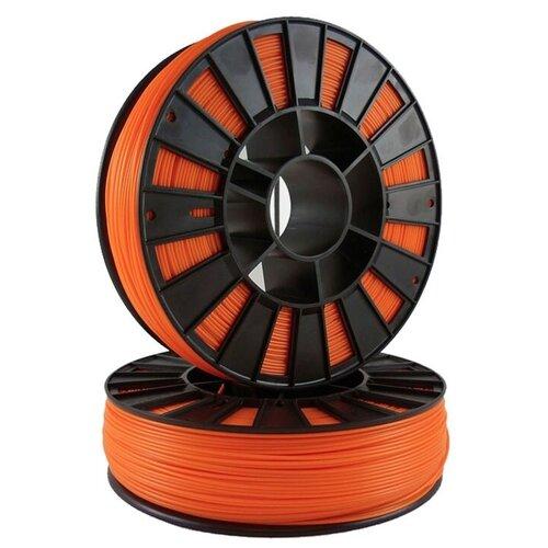 Пластик для 3д принтера SEM ABS оранжевый 1.75 мм