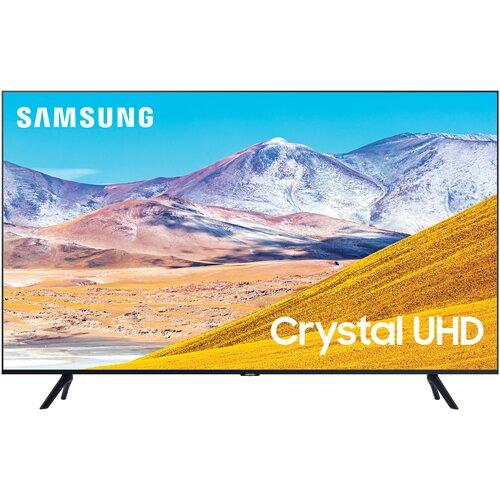 Фото - Телевизор Samsung UE50TU8000U 50 (2020), черный телевизор samsung ue50au9010u 50 белый