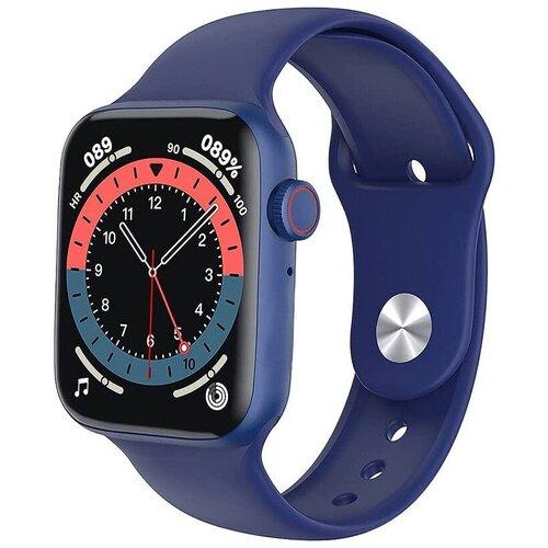 Умные часы Smart watch IWO HW99, синий
