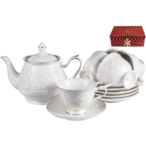 Набор чайный 220мл грация 13 предметов, 101-30007, Balsford набор чайный 220мл грация 13 предметов 101 30007 balsford