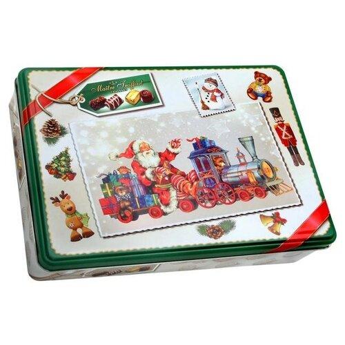Конфеты шоколадные, пралине « Рождественское», 180 г недорого
