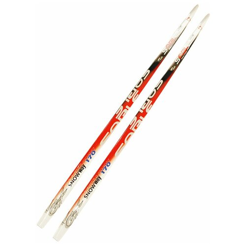 Лыжи 190 STC, Sable SnowWay red