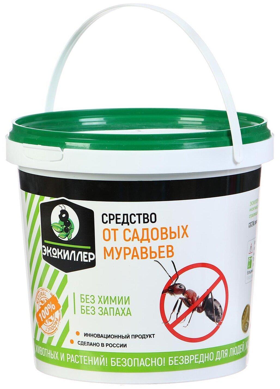Стоит ли покупать Экокиллер Средство ЭкоКиллер от муравьев - 1 отзыв на Яндекс.Маркете