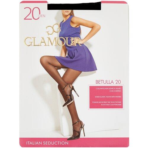 Колготки Glamour Betulla, 20 den, размер 5-XL, nero (черный) trek marlin 5 wsd 29 2019 размер 153 162