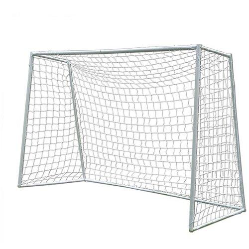 Фото - Ворота DFC GOAL240, размер 240х150 см белый ворота dfc goal180st размер 180х90 см белый