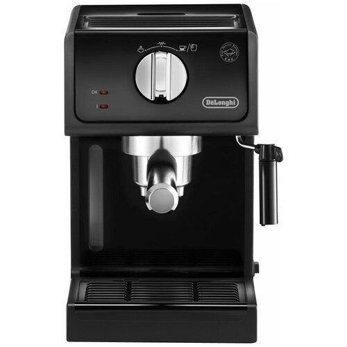 Кофеварка рожковая De'Longhi ECP 31.21, черный