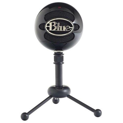 Микрофон Blue Snowball, черный