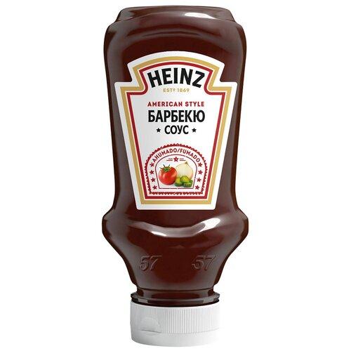 Соус Heinz томатный Барбекю, 220 мл