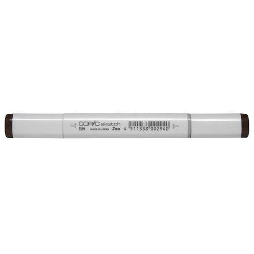 COPIC маркер Sketch, H21075 E29 burnt umber