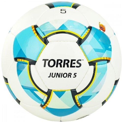 Мяч футбольный TORRES JUNIOR-5, р.5, F320225