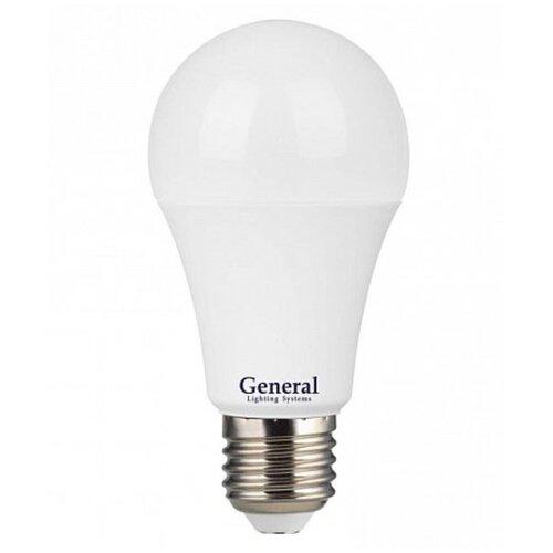 Лампочка светодиодная General, GLDEN-WA60-14-230-E27-4500, 14W, E27
