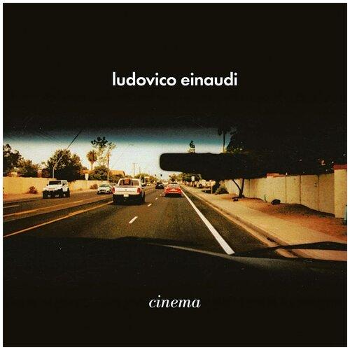 Компакт-диск. Ludovico Einaudi. Cinema (2 CD)