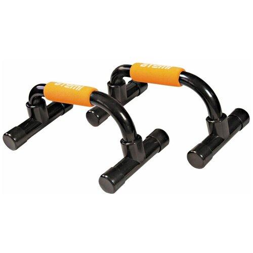 Упоры дуговые ATEMI APU-01 черно-оранжевый