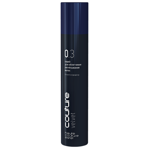 Купить Estel Professional Спрей для облегчения расчесывания волос VELVET ESTEL HAUTE COUTURE (300 мл)