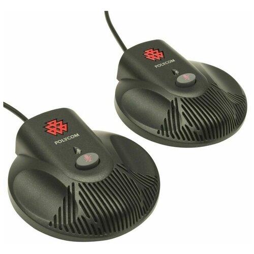 Комплект микрофонов Polycom 2200-07840-101