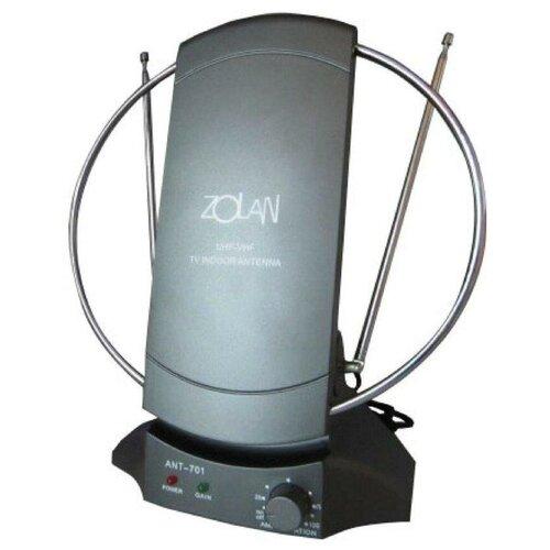 Фото - Комнатная DVB-T2 антенна ZOLAN ANT-701 уличная dvb t2 антенна zolan asp 8