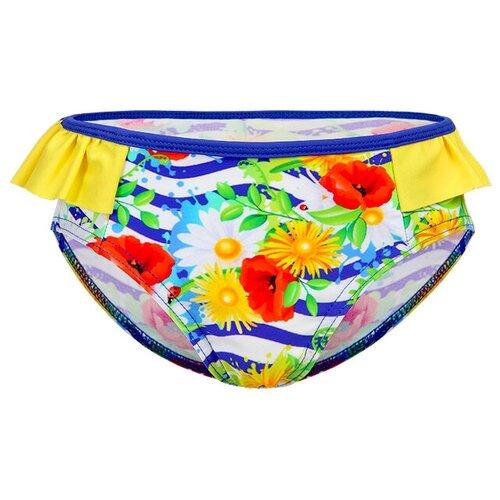 Купить Плавки для девочек, ALIERA, П 21.23, размер 104-110, Белье и купальники