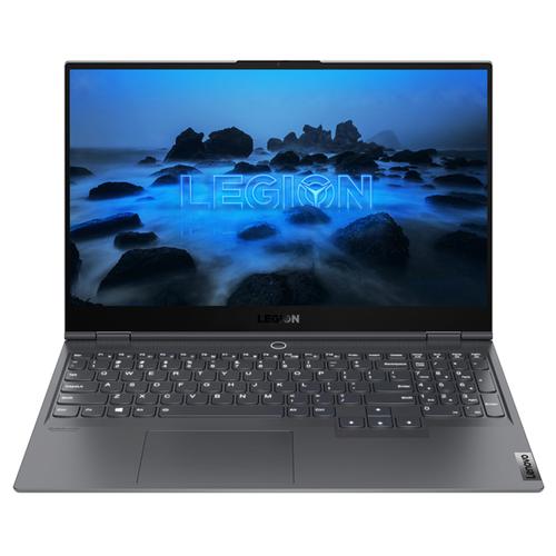 "Ноутбук Lenovo Legion S7 15IMH5 (Intel Core i7 10875H/15.6""/1920x1080/32GB/1000GB SSD/NVIDIA GeForce RTX 2060 Max-Q 6GB/Без ОС) 82BC006TRK серый"