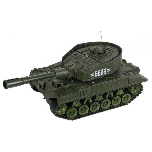 Радиоуправляемая игрушка 1Toy Взвод Танк Т59145