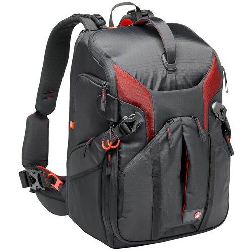 Фото - Рюкзак для фотокамеры Manfrotto Pro Light Camera Backpack 3N1-36 black мини штатив miggo mw sp 3n1 bl 50 light blue