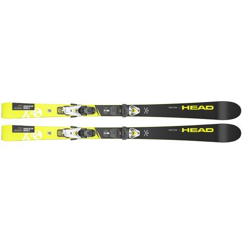 Горные лыжи с креплениями HEAD WC i.Race Team SLR (20/21), 110 см